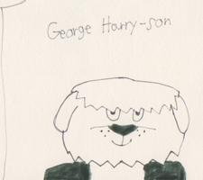George Harry son